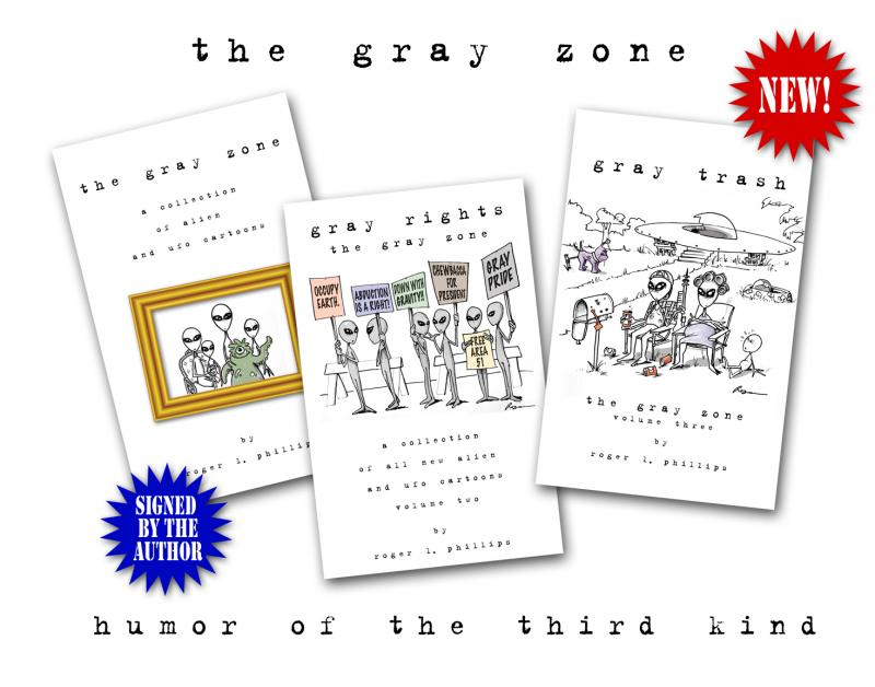 The Gray Zone Banner